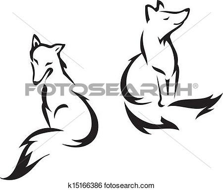 450x384 Fox Clipart Vector Graphics. 6,976 fox EPS clip art vector and