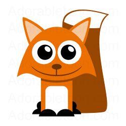 250x250 Fox clip art free clipart images 3 –