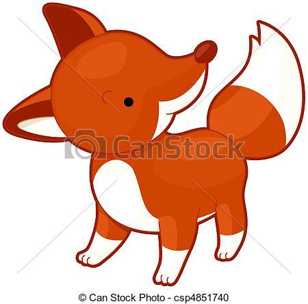 450x444 Top 95 Red Fox Clip Art