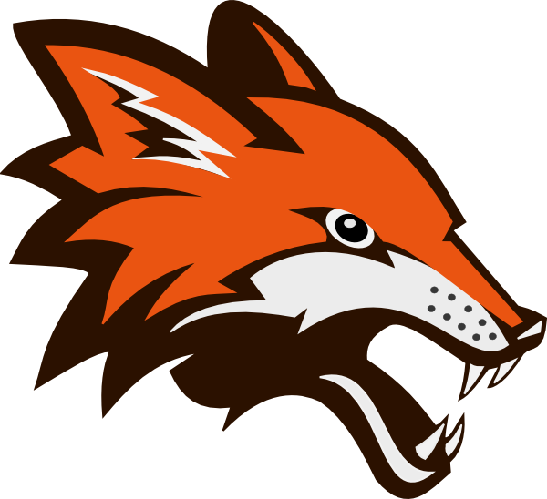 600x548 Fighting Fox Clip Art