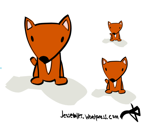 481x430 Fox Clipart Vector Jesse Talks