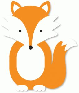 255x300 Silhouette Fox Clipart, Explore Pictures