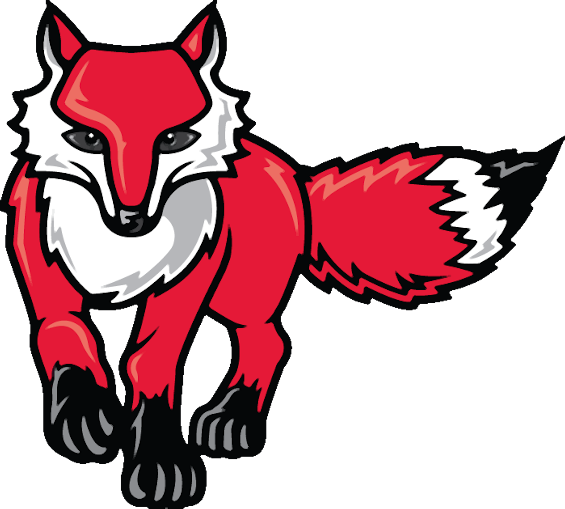 2343x2109 Top 89 Red Fox Clip Art