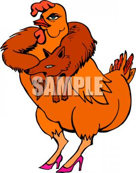 276x350 Royalty Free Fox Clip art, Dog Clipart