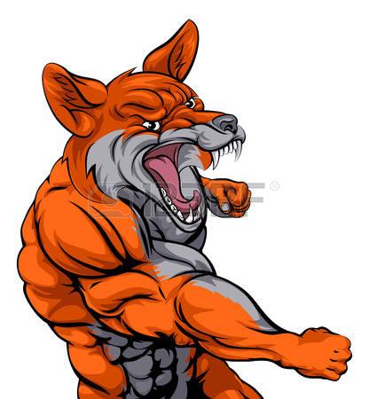 416x450 Top 78 Red Fox Clip Art