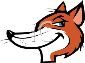 300x221 Top 80 Red Fox Clipart