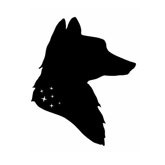 570x570 Fox Silhouette Clipart 2176639