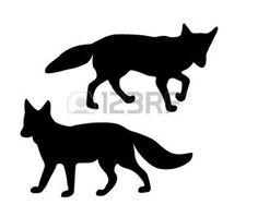 236x188 50 Sale Fox Clip Art Fox Digital Stamps by FishScraps on Etsy