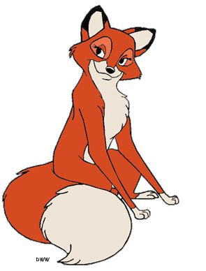 Foxes Clipart