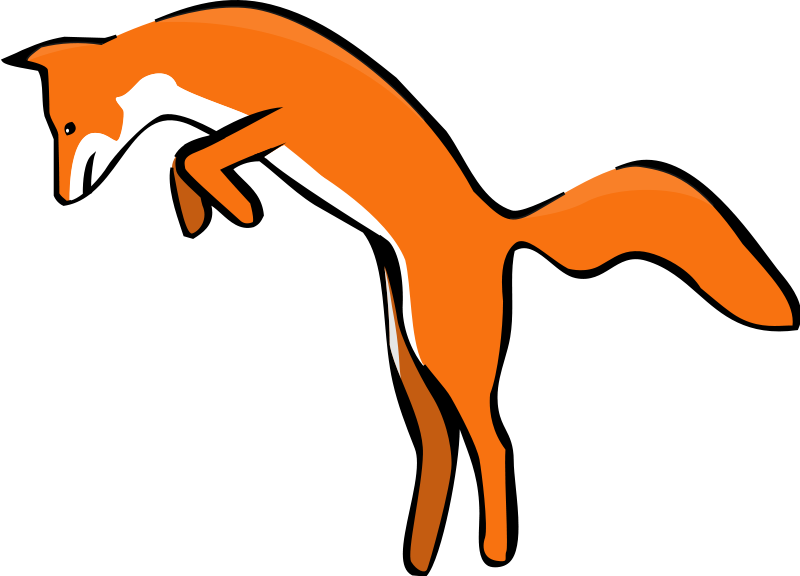 800x576 Fox Free To Use Clip Art