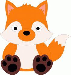 236x250 Silver Fox Clipart Baby Fox