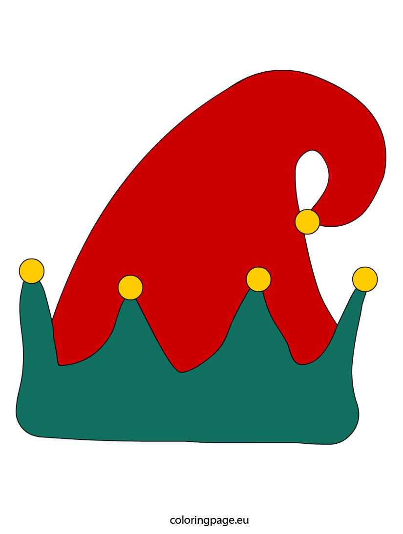 825x1095 Elf Hat Clip Art