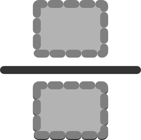 600x598 Blank Fraction Clip Art