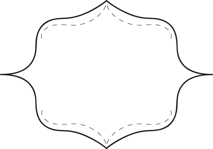 Frame Clipart Black And White