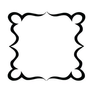 300x300 Frame Clip Art