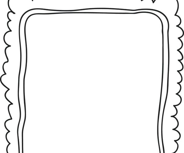600x500 Free Clipart Frames Picture Frame Clip Art Free Vector Free