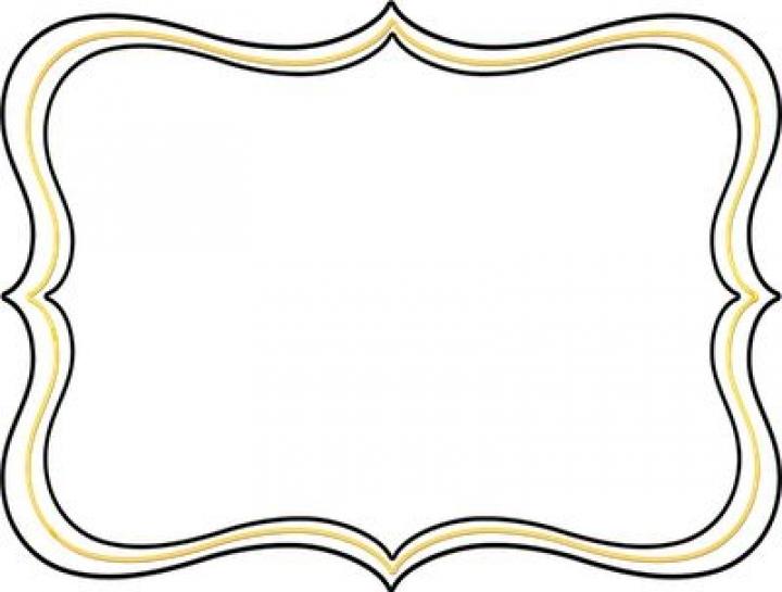 720x545 Free Frame Clip Art Teaching Frames