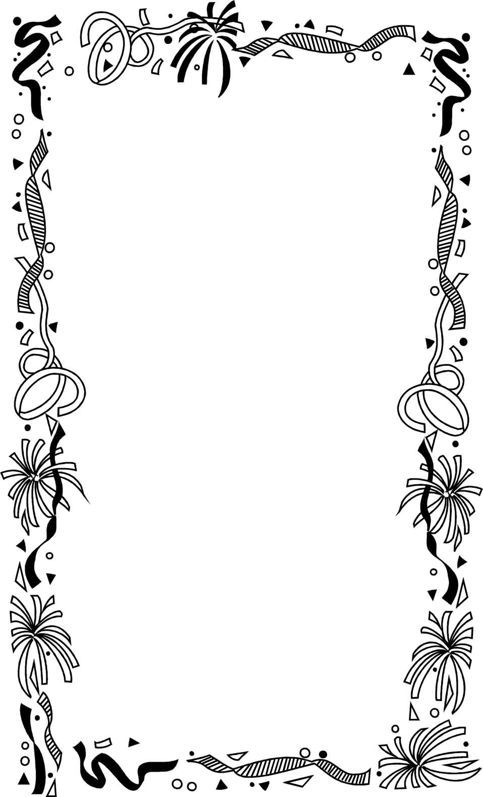 Frames And Borders Black And White Free Download Best