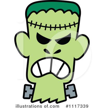 400x420 Frankenstein Clipart