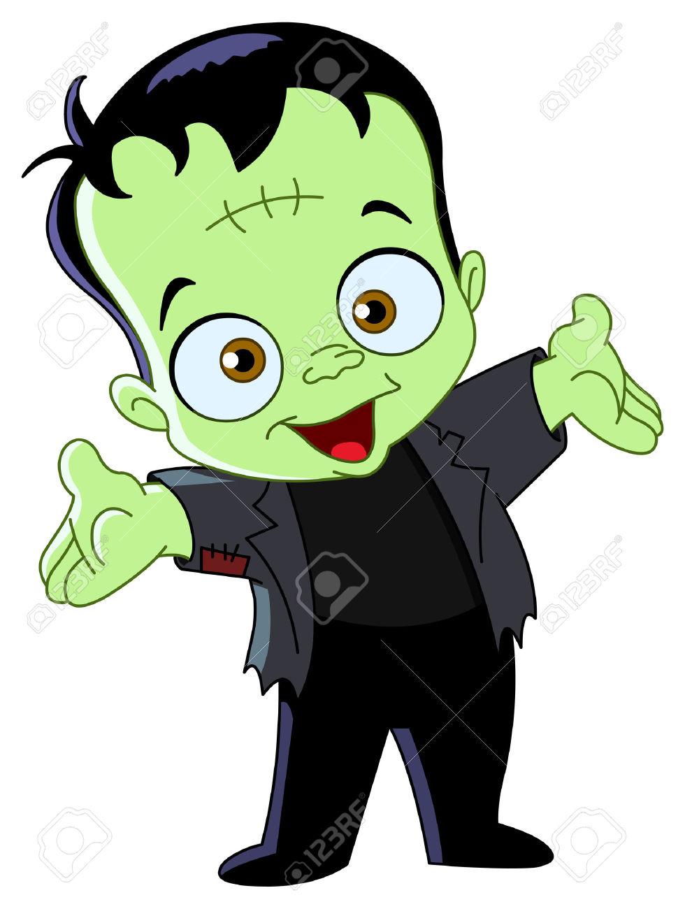 980x1300 Frankenstein Clipart Cartoon
