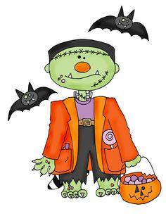 236x307 Frankenstein Clipart Cute Halloween
