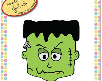 340x270 Frankenstein Head Etsy