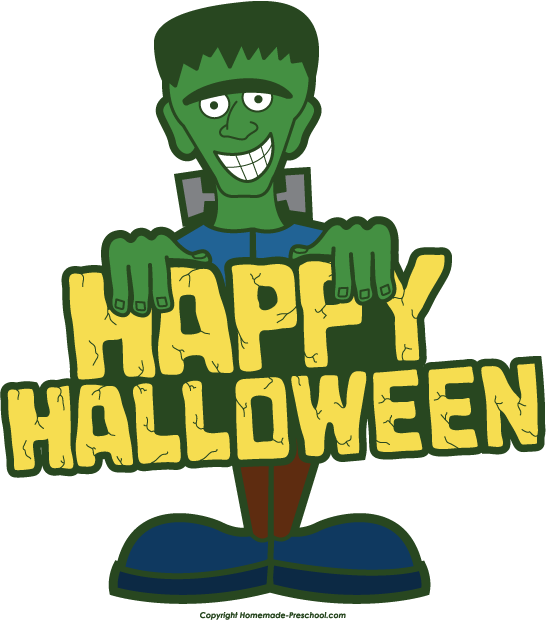 546x620 Free Halloween Clipart