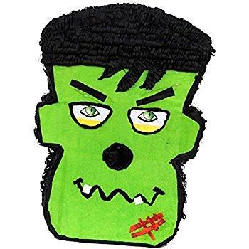 350x350 Frankenstein Halloween Pinata, 20 Party Game