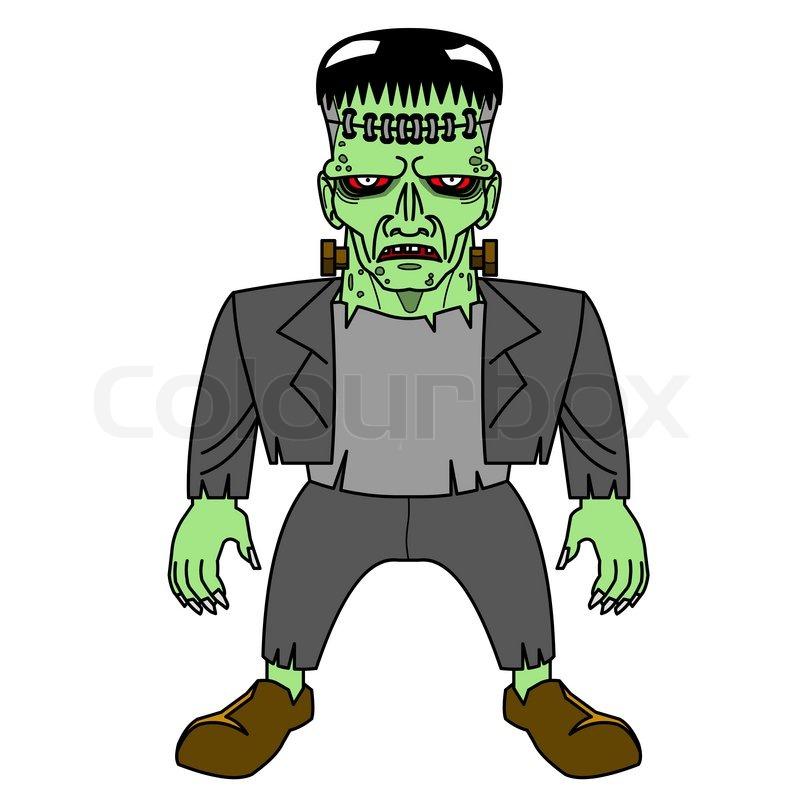 800x800 Halloween Frankenstein Stock Photo Colourbox