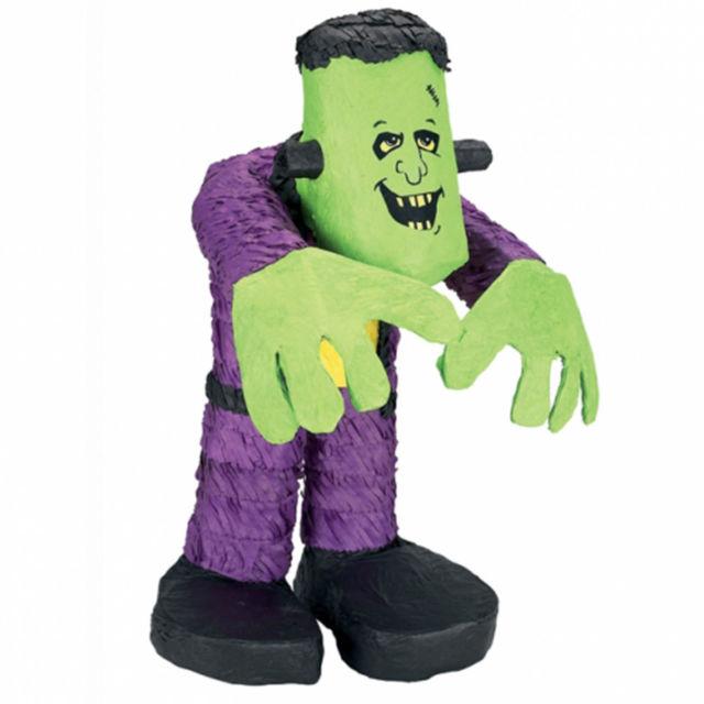 640x640 Halloween Horror Frankenstein Monster Bash Pinata Party Game