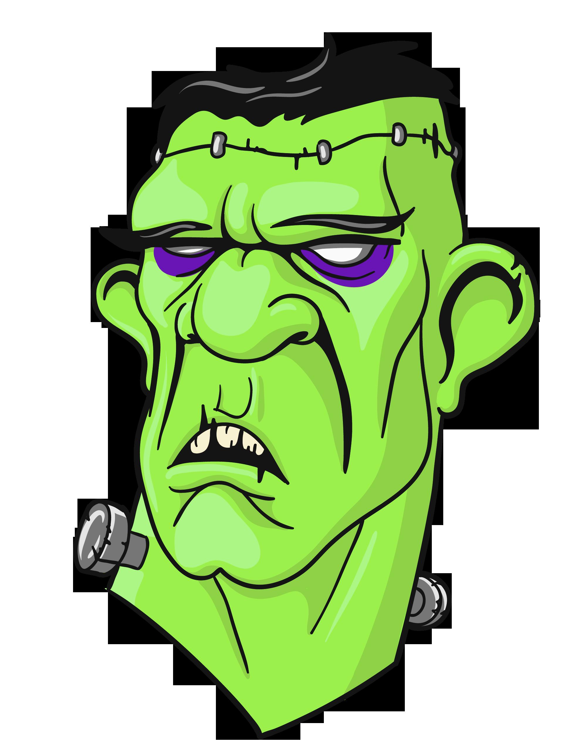 1984x2567 Halloween Frankenstein Clip Art