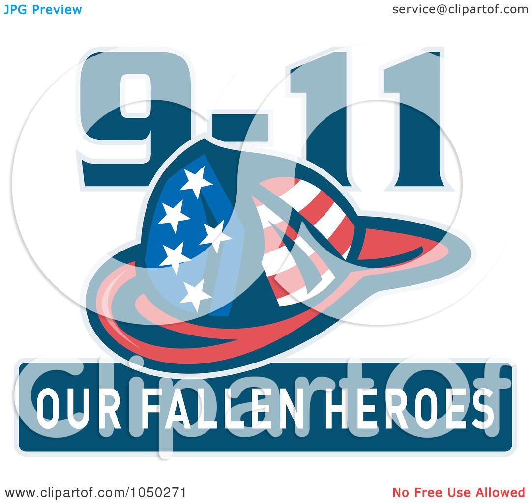 1080x1024 Royalty Free (Rf) Clip Art Illustration Of A Fireman Helmet With 9