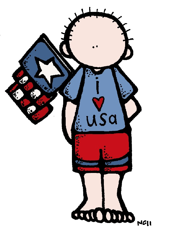 601x745 America Clipart Patriotism