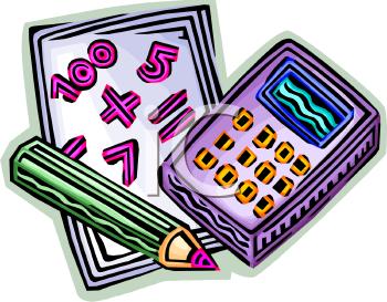 350x273 Business Math Clipart