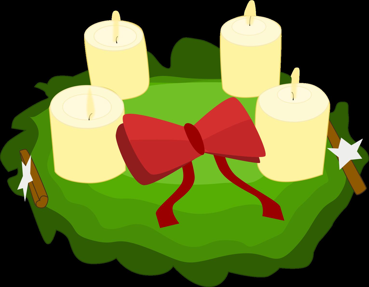 1531x1194 Free To Use Amp Public Domain Advent Wreath Clip Art