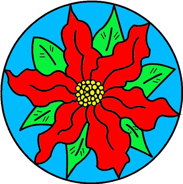 605x608 Free Clip Art Jesse Tree Advent Calendar December 19 Kid