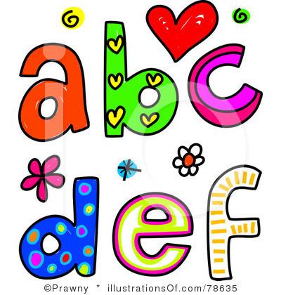 400x420 Free Alphabet Clipart