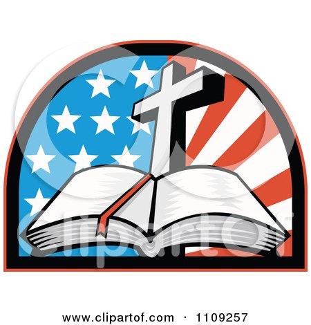 450x470 Royalty Free (Rf) American Flag Clipart, Illustrations, Vector