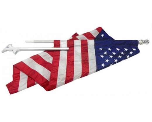 520x416 Worry American Flag Set