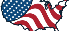 272x125 Free American Flags Clipart On Clipart Of American Flag