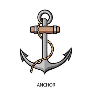 300x300 Boat Anchor Clipart Clipart Kid