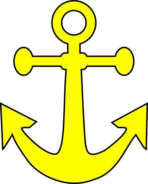 480x595 The Best Anchor Clip Art Ideas Anchor, Anker