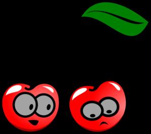 298x264 Animated Cherries Clip Art