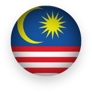 308x308 Free Animated Malaysia Flag