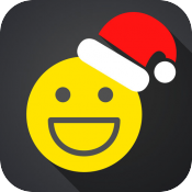 175x175 App Shopper Christmas Emoji 2016 Free Animated Emoticons for