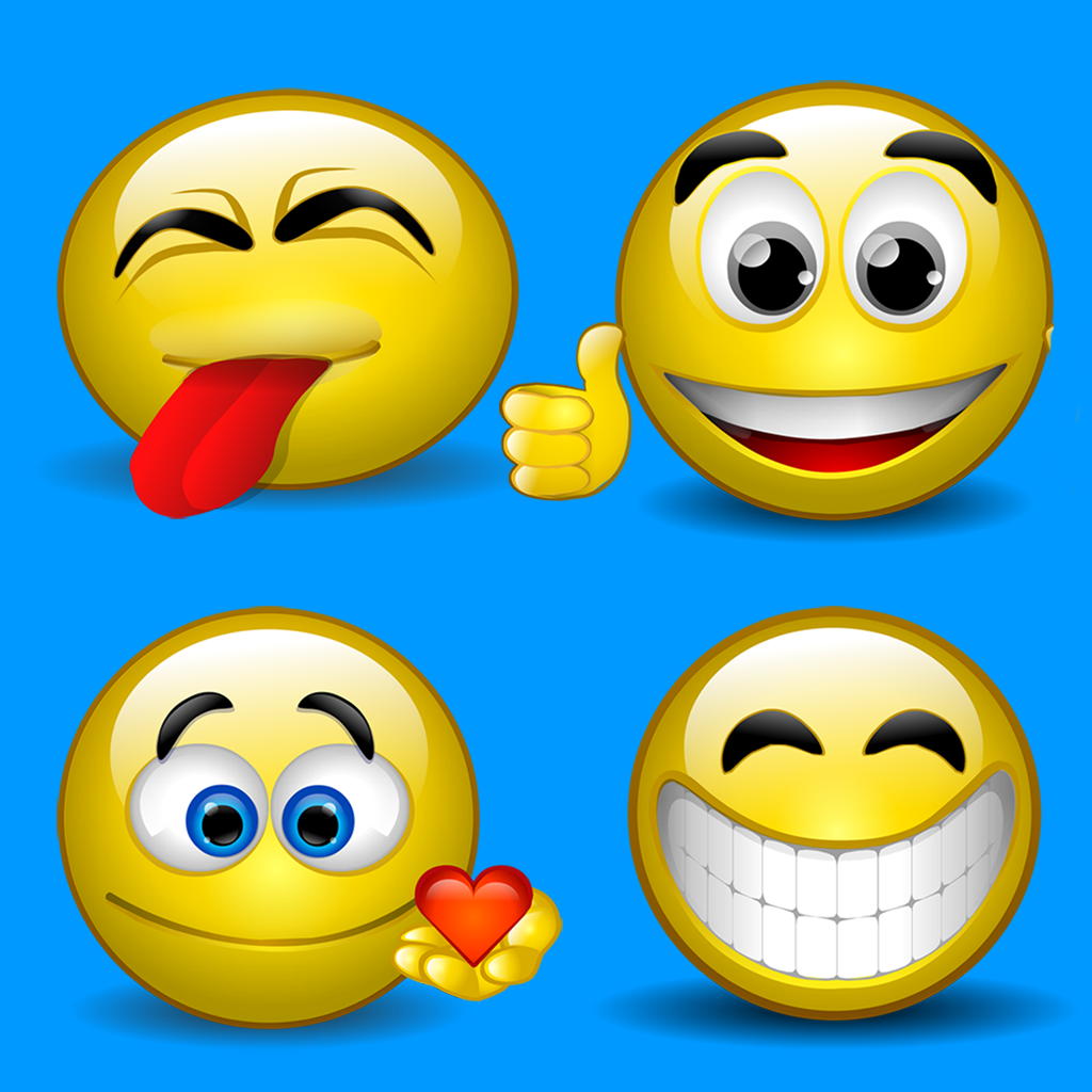 1024x1024 Emoji Keyboard 2
