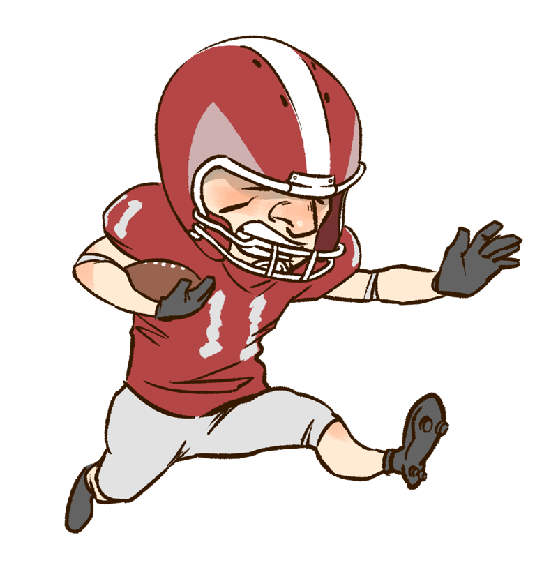 Free Animated Football Clipart Free Download Best Free Animated