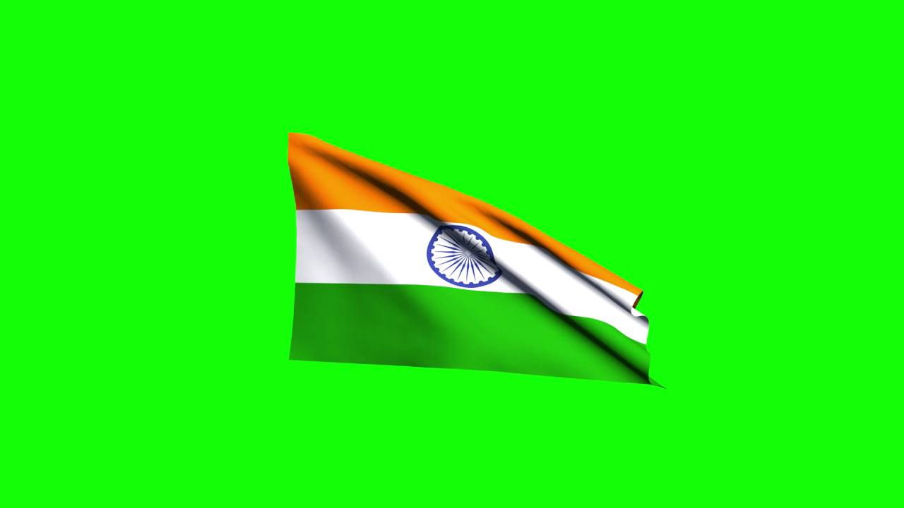 1280x720 Free Hd Video Backgrounds Flag Waving On Green Screen 3d