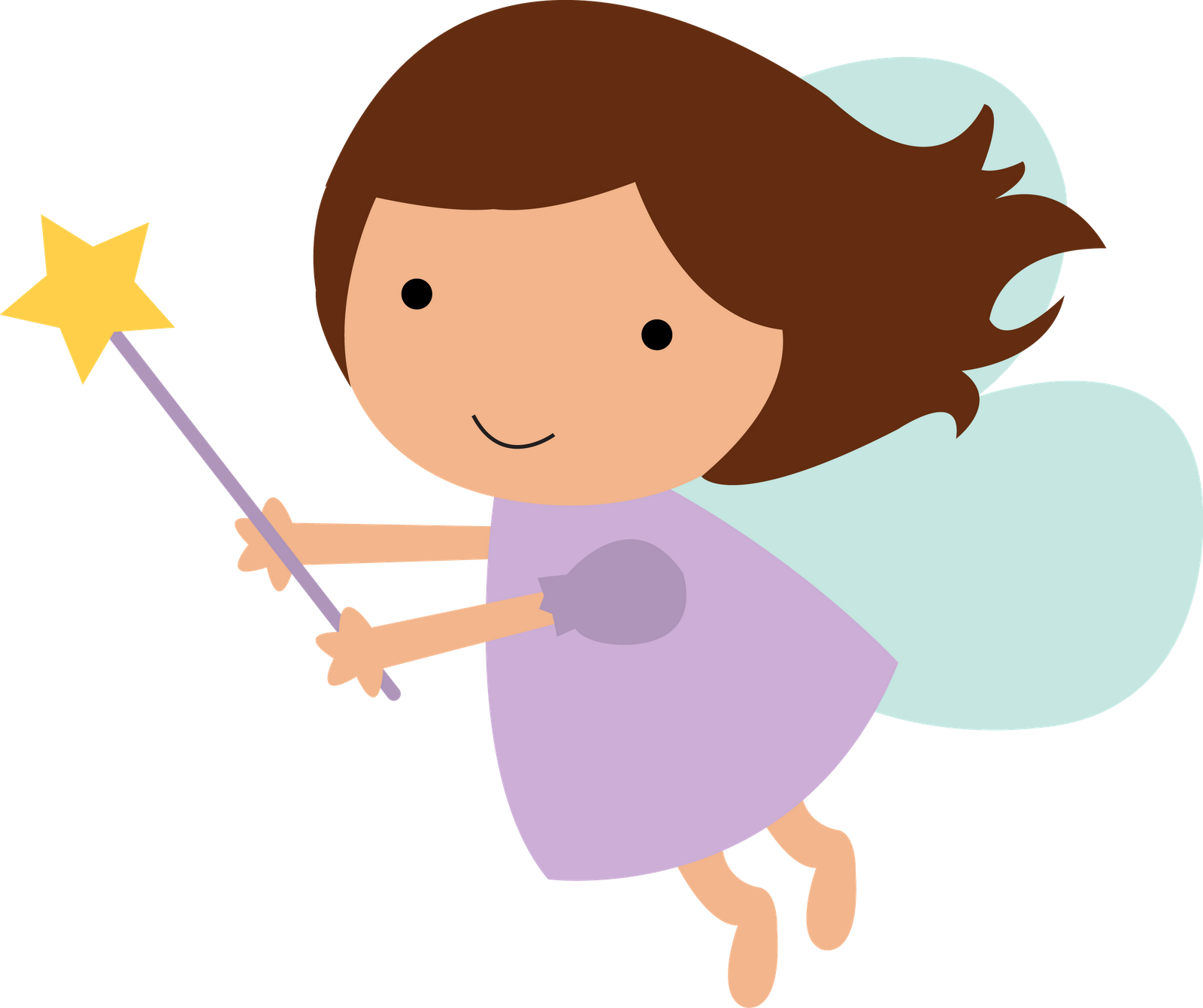 1600x1341 Free Baby Fairy Clipart