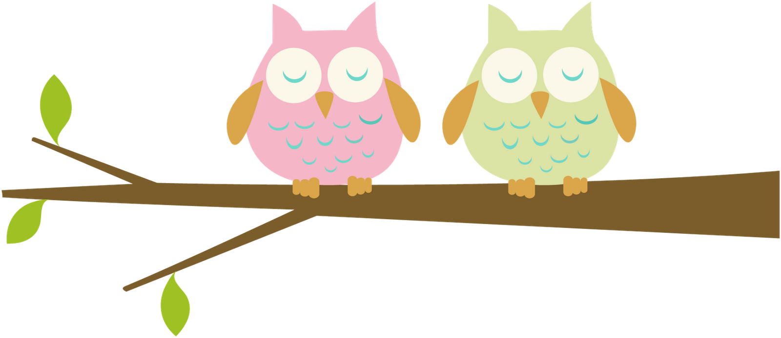 1600x694 Baby Animal Clipart Twin